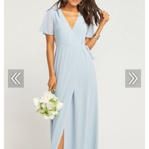 Show me your Mumu bridesmaid dress XXS